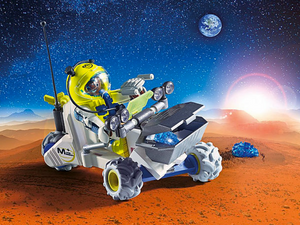 Playmobil Mars Mission Rover 9491