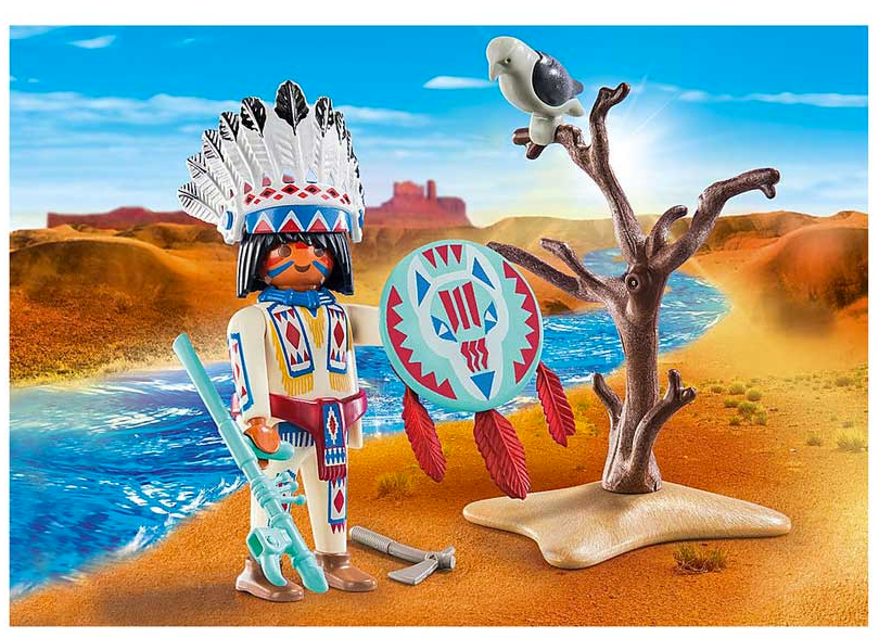 Playmobil Special Plus Indian Chief 70062