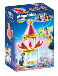 Playmobil Fairy Flower Tower 6688