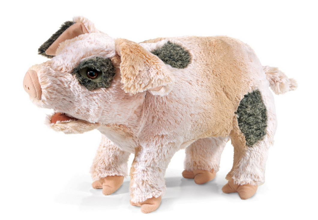 Folkmanis Grunting Pig Puppet