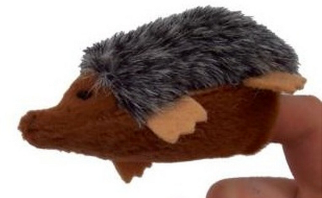 Animals Of Australia Echidna Puppet