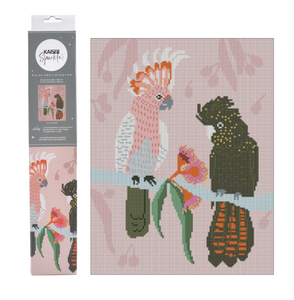 Kaiser Sparkle Kit Galah & Cocatoo