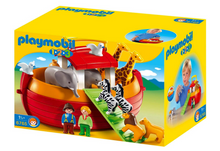 Load image into Gallery viewer, Playmobil 123 Noah's Ark 6765