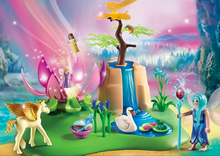 Load image into Gallery viewer, Playmobil Mystical Fairy Glen 9135