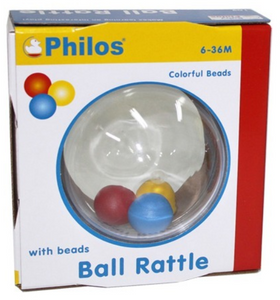 Philos Ball Rattle