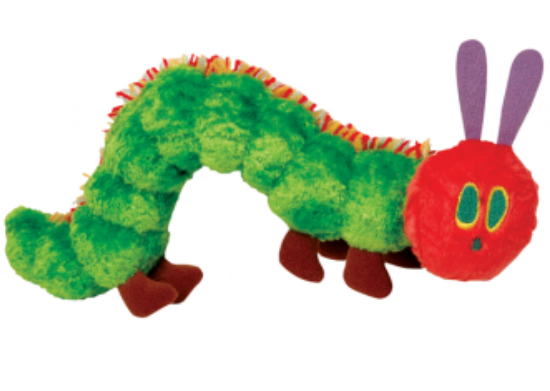 Very Hungry Caterpillar Plush Toy 1.2m