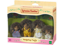 Load image into Gallery viewer, Sylvanian Families Hedgehog Family