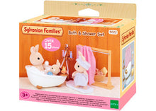 Load image into Gallery viewer, Sylvanian Families Bath and Shower Set