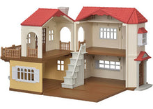 Load image into Gallery viewer, Sylvanian Families Red Roof Country Home