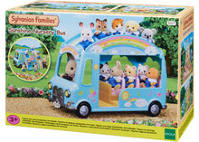 Load image into Gallery viewer, Sylvanian Families Sunshine Nursery Bus