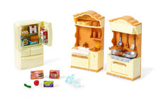 Load image into Gallery viewer, Sylvanian Families Kitchen Play Set