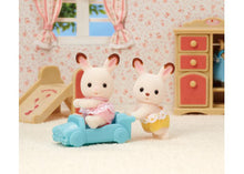 Load image into Gallery viewer, Sylvanian Families Chocolate Rabbit Twins