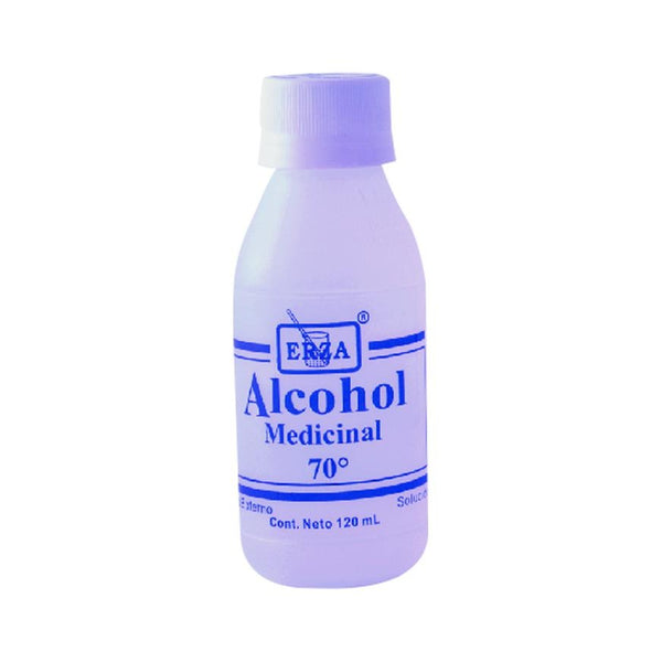 ALCOHOL 70° 120 ML