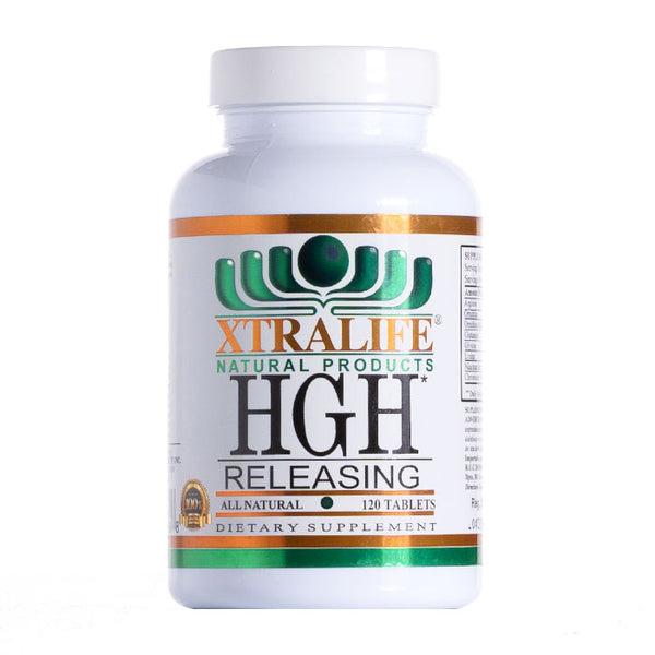 HGH RELEASING  120 TAB.
