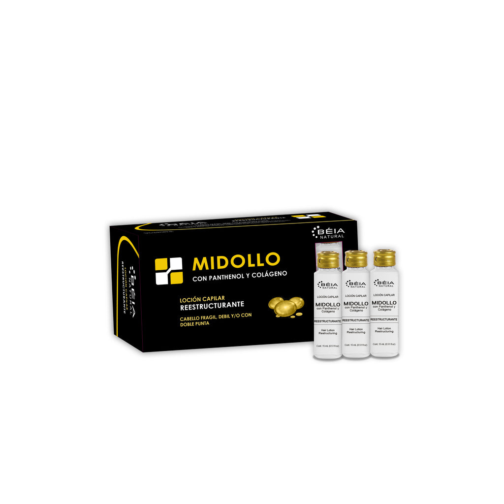 AMPOLLA MIDOLLO 15 ML