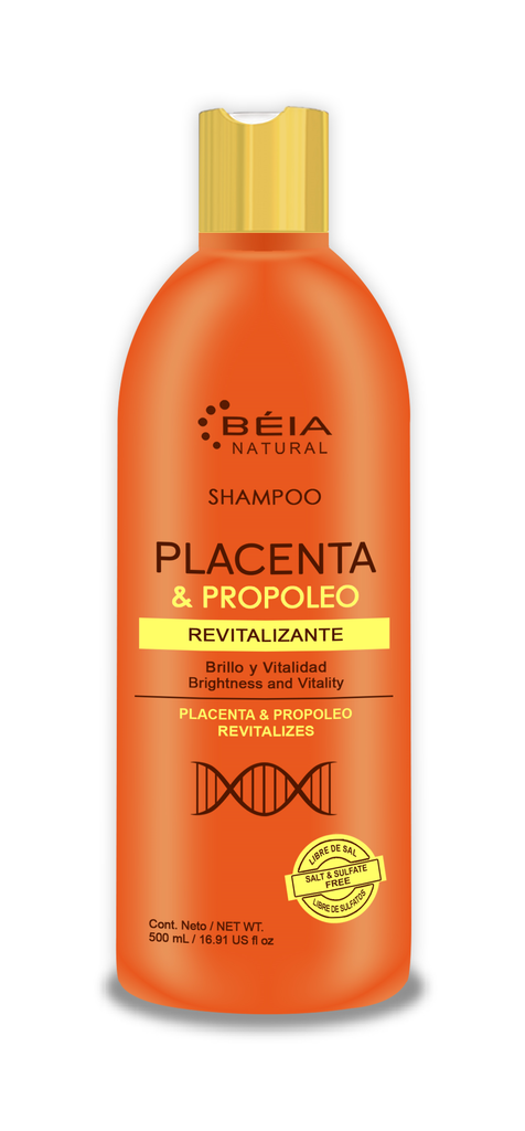 SHAMPOO PLACENTA&PROPOLEO 500 ML