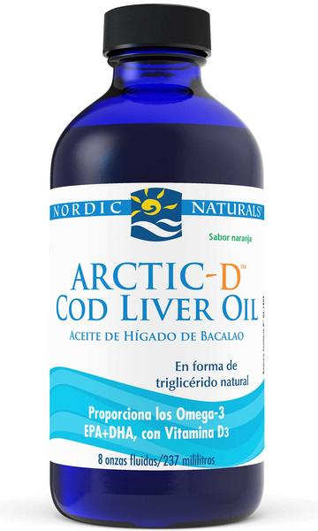 ARTIC D-COD LIVER OIL 237 ML