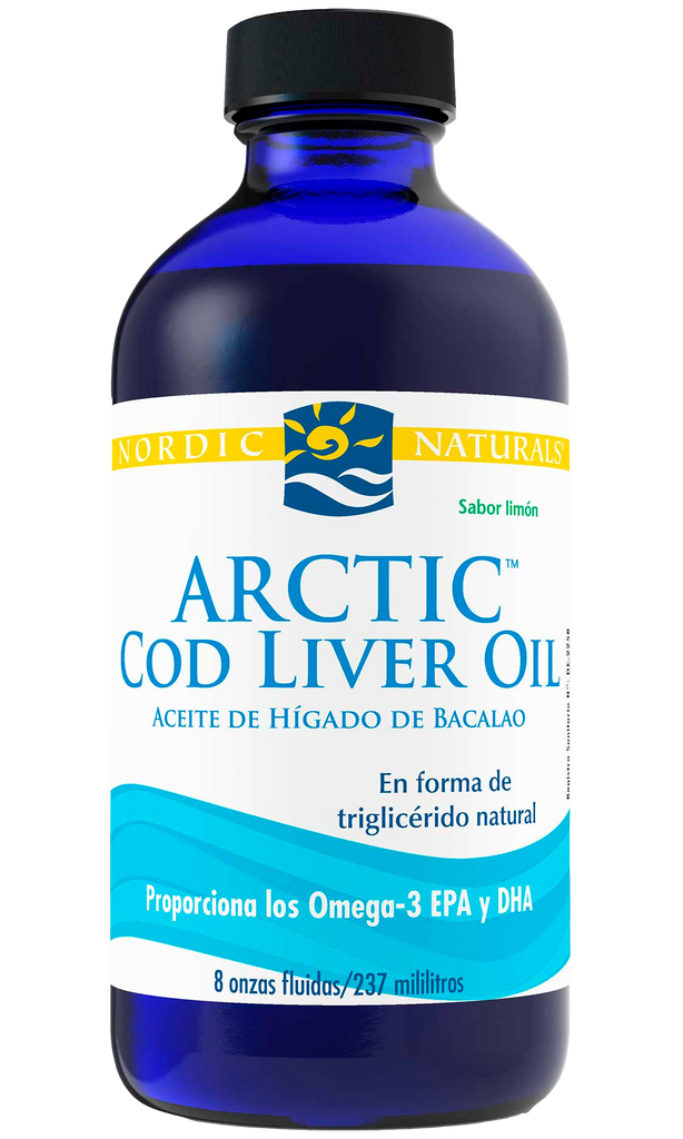 ARTIC COD LIVER OIL 237  ML.