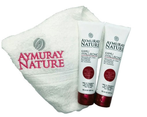 AYMURAY KAMU HYALURONIC PACK X 2 50 ML.