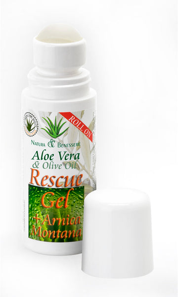 RESCUE GEL ARNICA 60 ML.