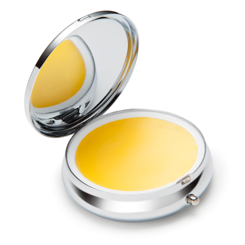 Enamel Lip Balm Compact - Rainy Days and Mondays - Andrea Garland