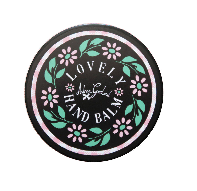 Lovely Hand Balm in a tin - Andrea Garland