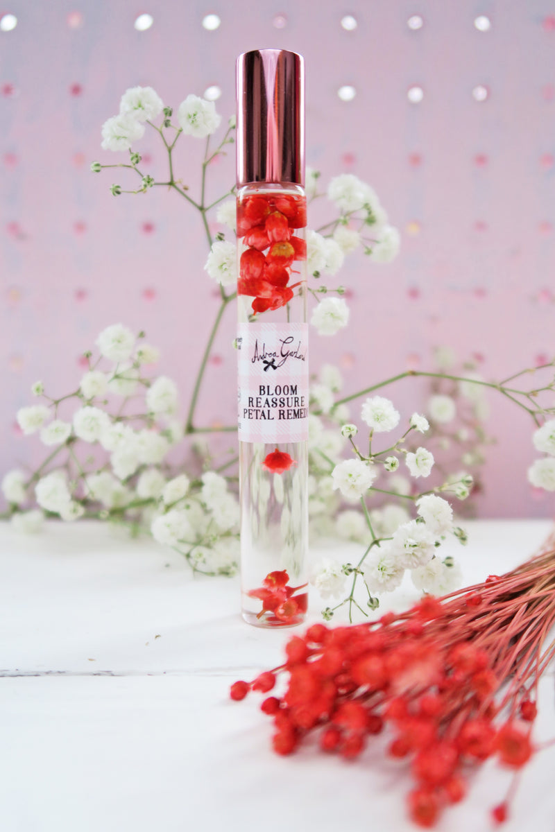 Bloom Floral Petal Reassure Remedy - Andrea Garland