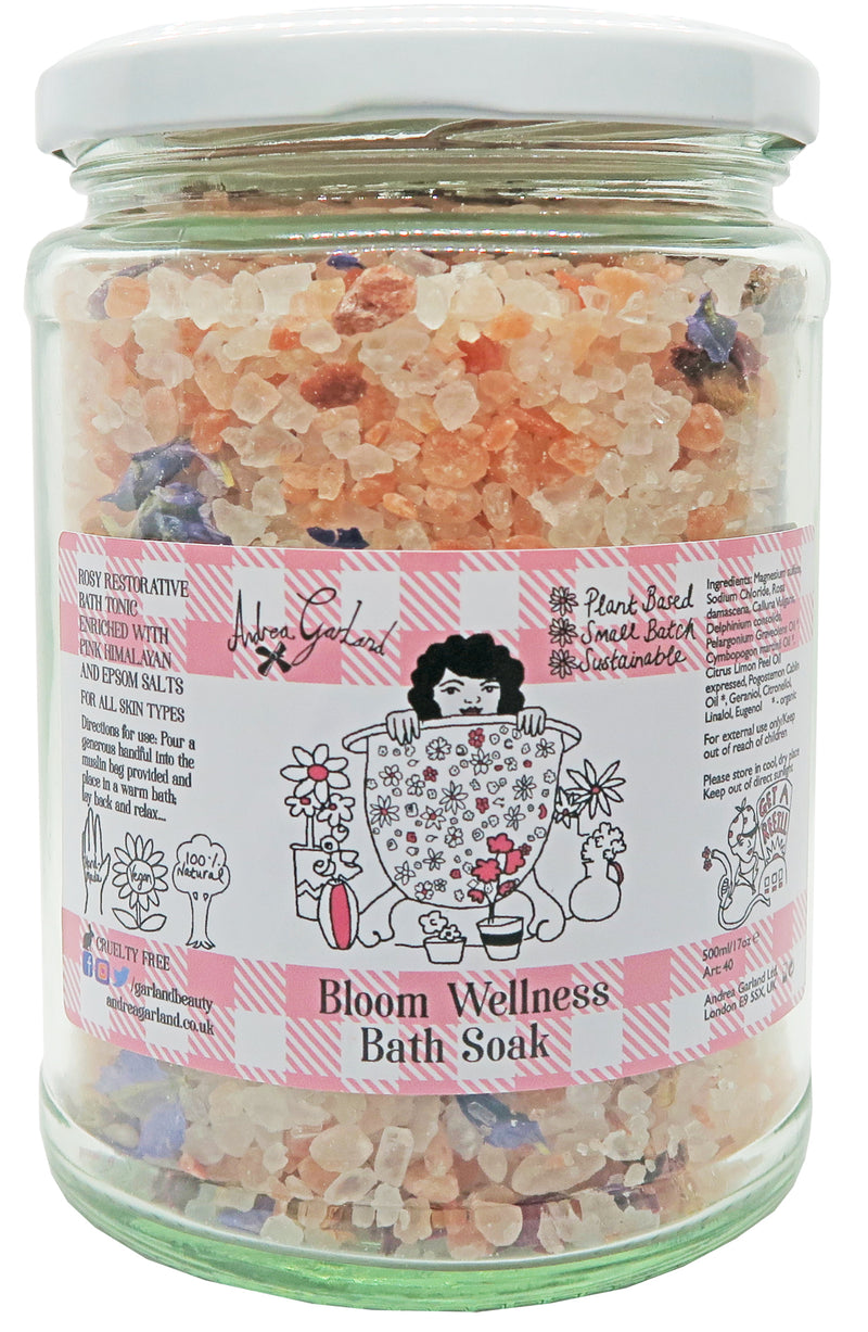 Bloom Bath Soak - Andrea Garland