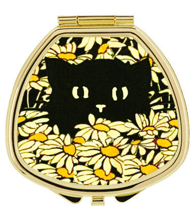 Lip Balm Compact - Hide and Seek Kitty