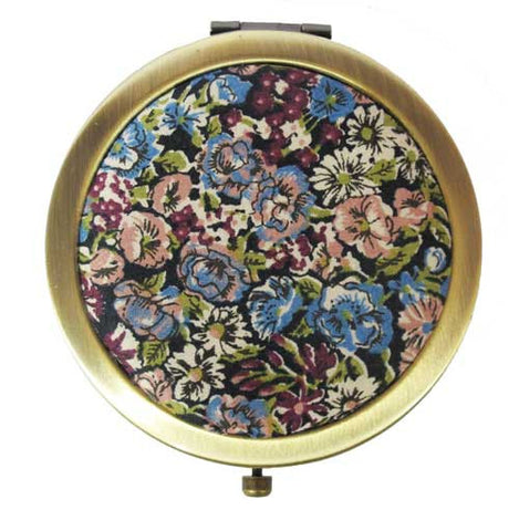 Liberty Compact Mirror - Chive Purple