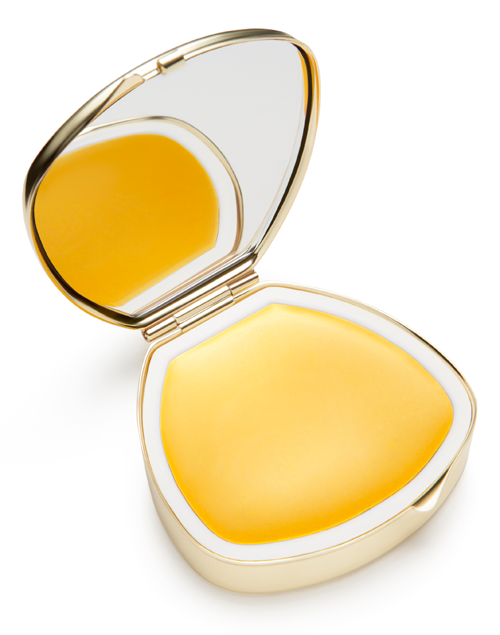 Lip Balm Compact - Hide and Seek Terrier in Holly - Andrea Garland