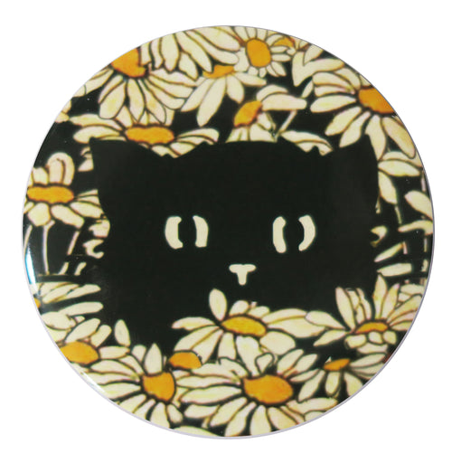 Hide and Seek Kitty Pocket Mirror