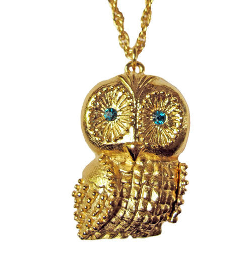 Mr Hoots Necklace