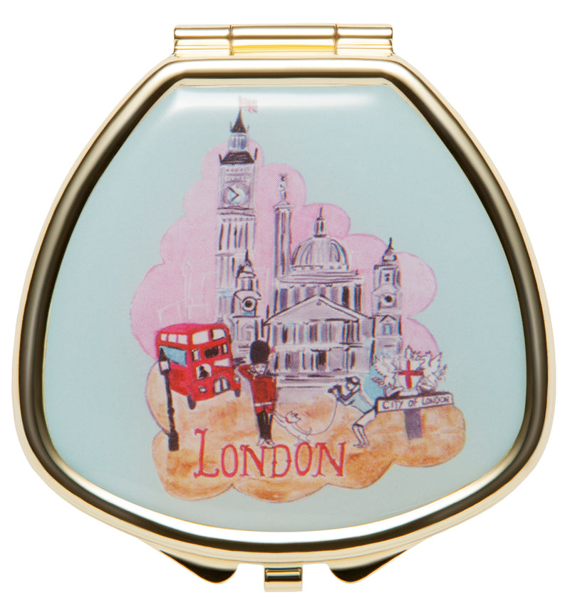Lip Balm in City Scenes Compact – London - Andrea Garland