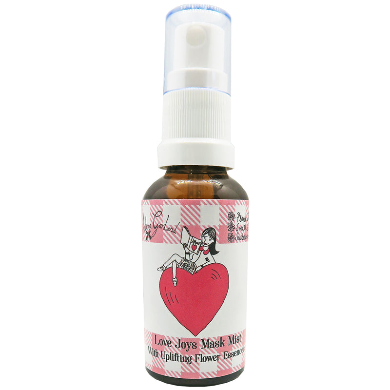 Mood Mask Mist - Love Joys to uplift and cheer - Andrea Garland