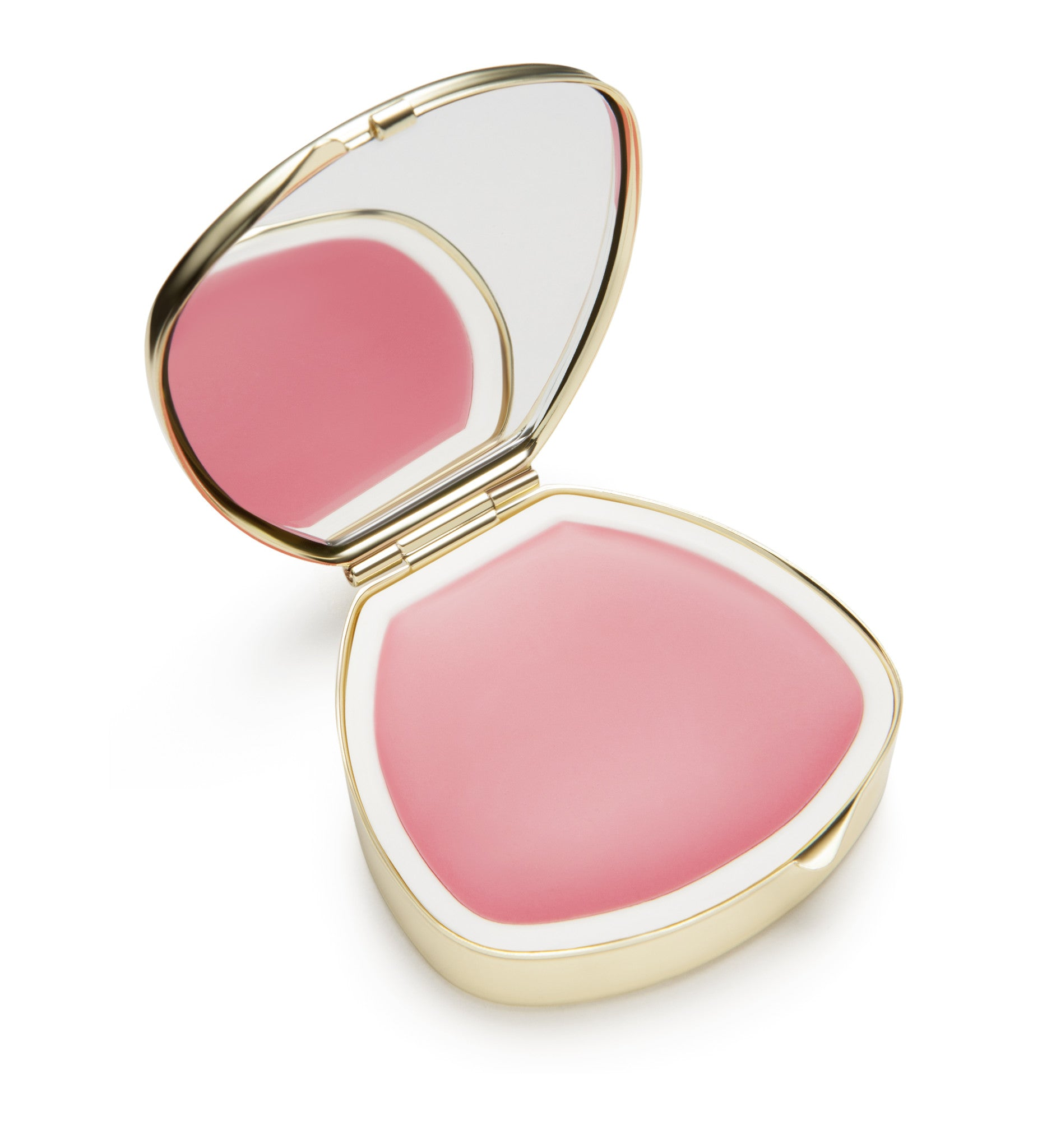 Lip Balm Compact - Hide and Seek Kitty in Dog Roses - Andrea Garland