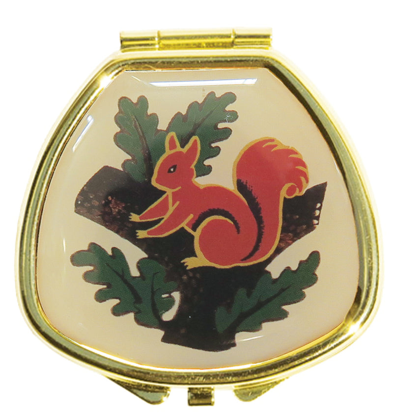 Red Squirrel - Lip Balm Compact - Andrea Garland