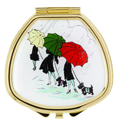 Lip Balm Compact - Parapluies and scotties