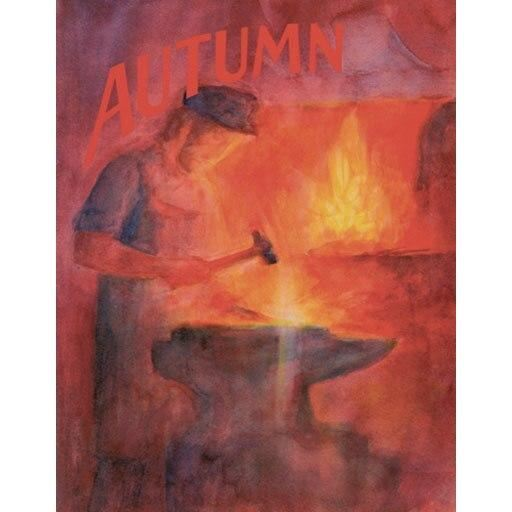 Autumn, A Collection of Poems, Songs, and Stories for Young Children