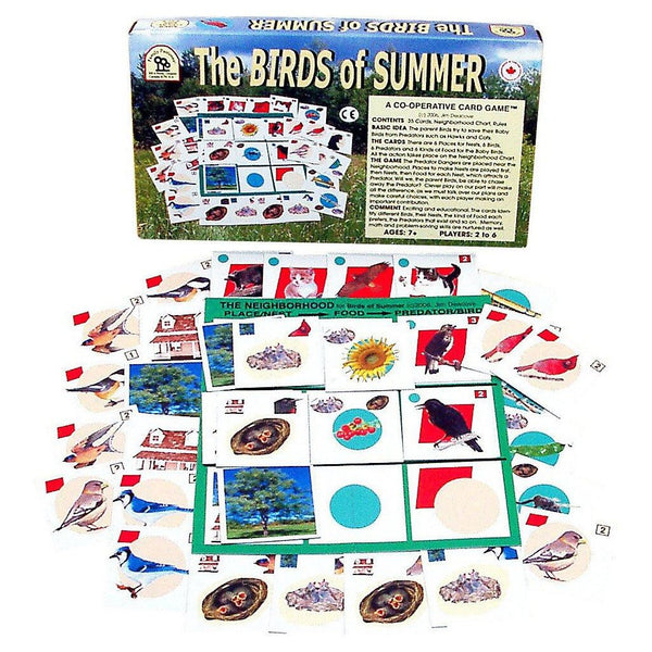birds of summer