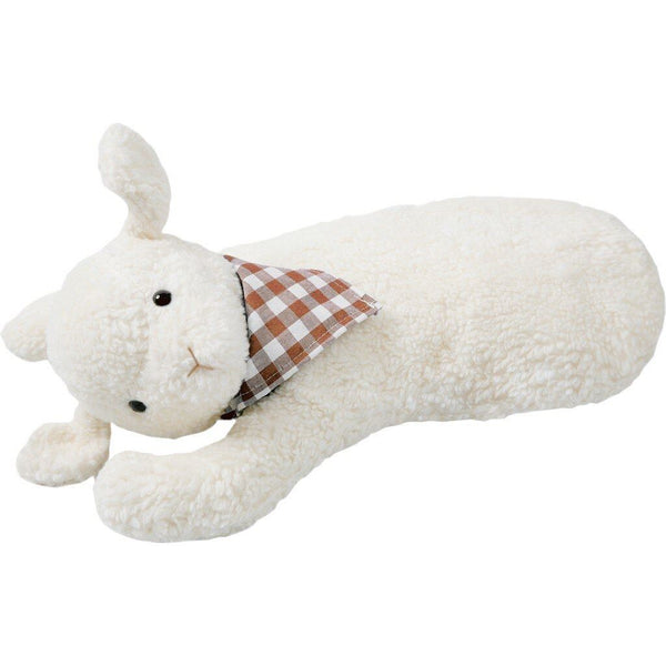 organic hot water bottle lambie