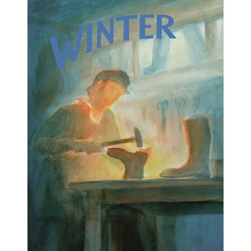 Winter, A Collection of Poems, Songs, and Stories for Young Children