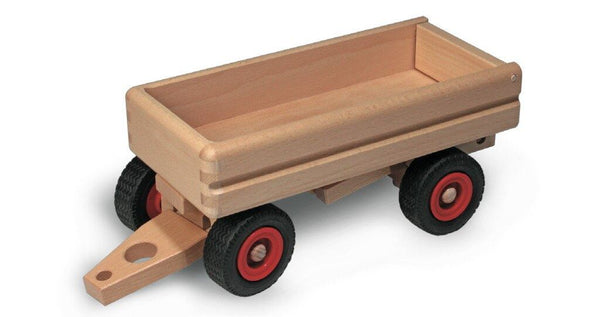 Fagus dumper trailer attachment