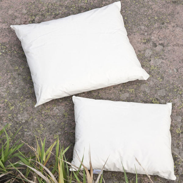 organic wool pillows (special order)