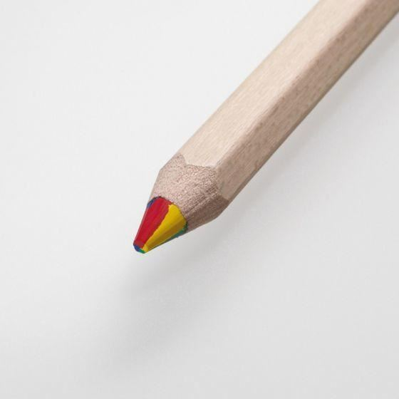 Stockmar rainbow pencil
