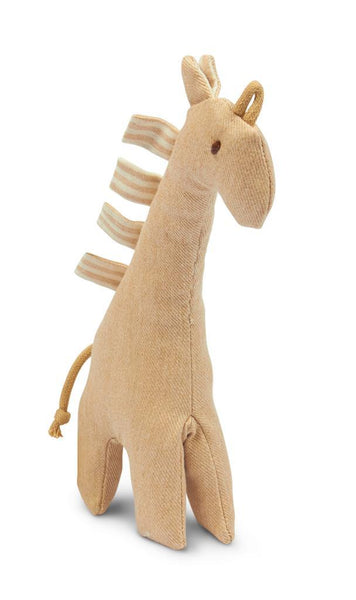 pure & natural colourgrown cotton giraffe