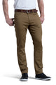 Dylan 5 Pocket Pant in Dark Khaki