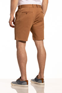 Maddox Shorts in Cinnamon
