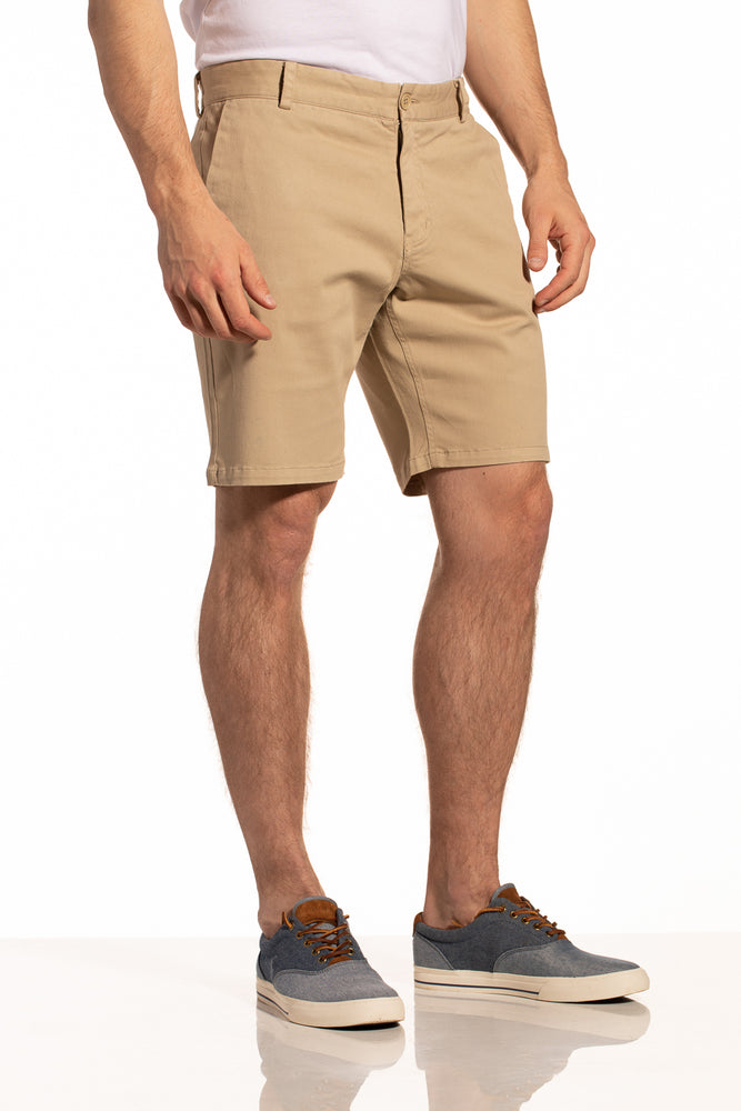 Maddox Shorts in Summer Khaki