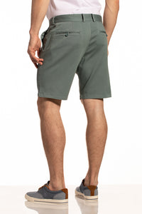 Maddox Shorts in Blue Cloud